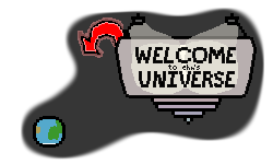Welcome-to-the Universe-ART by ehns-universe