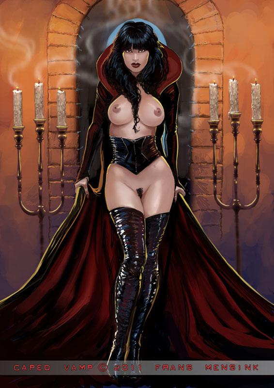 фото женщины вамп порно