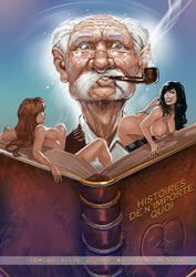 Storyteller by FransMensinkArtist