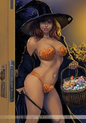 Halloween treats by FransMensinkArtist