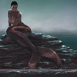 Mermaid Watch by FransMensinkArtist