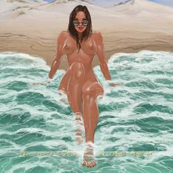 Seasides by FransMensinkArtist