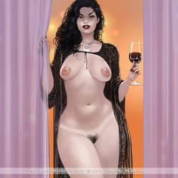 Lady by FransMensinkArtist