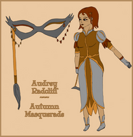 SMV Masque reference-Audrey Radcliff