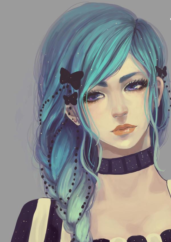 Black Ribbons by Eikomi