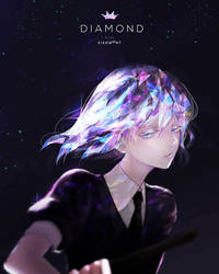 Diamond + Speed Paint Link by Eikomint