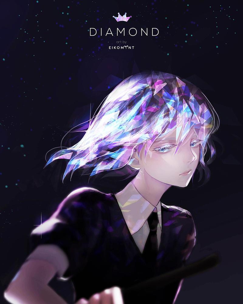 Diamond + Speed Paint Link