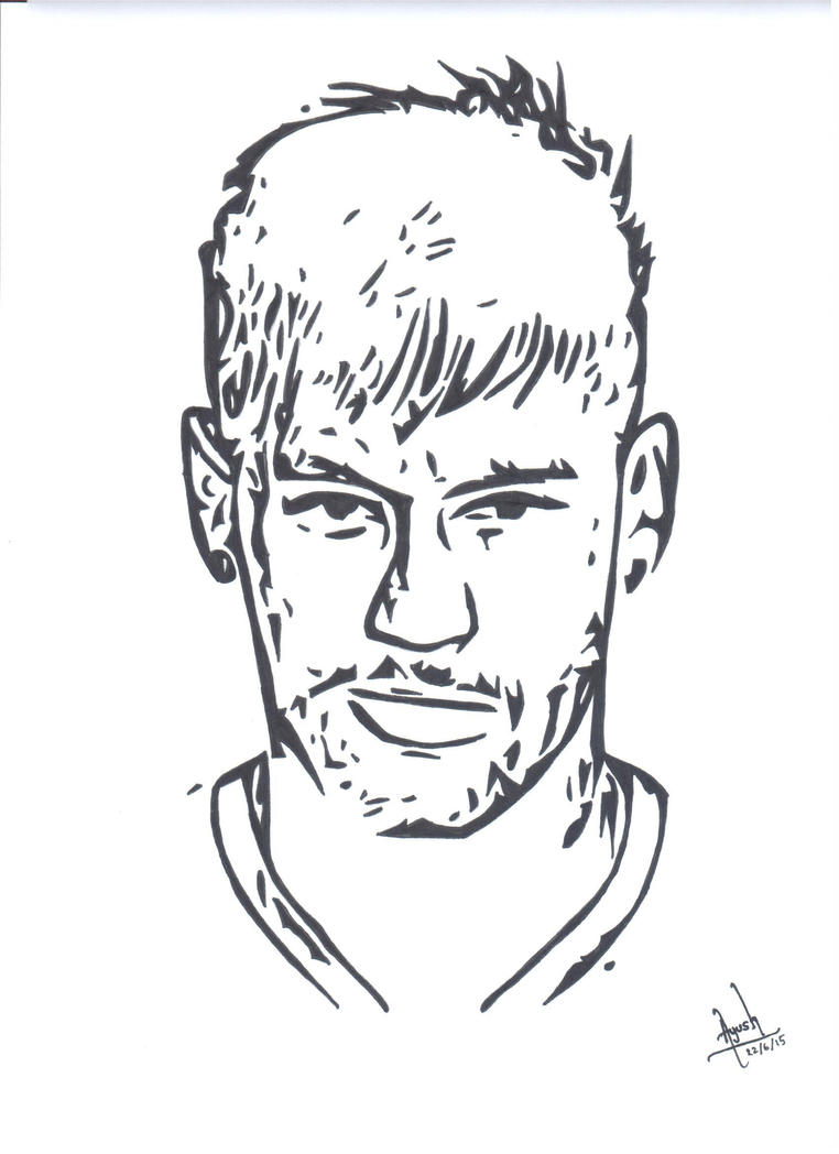 soccer coloring pages neymar skills - photo#15