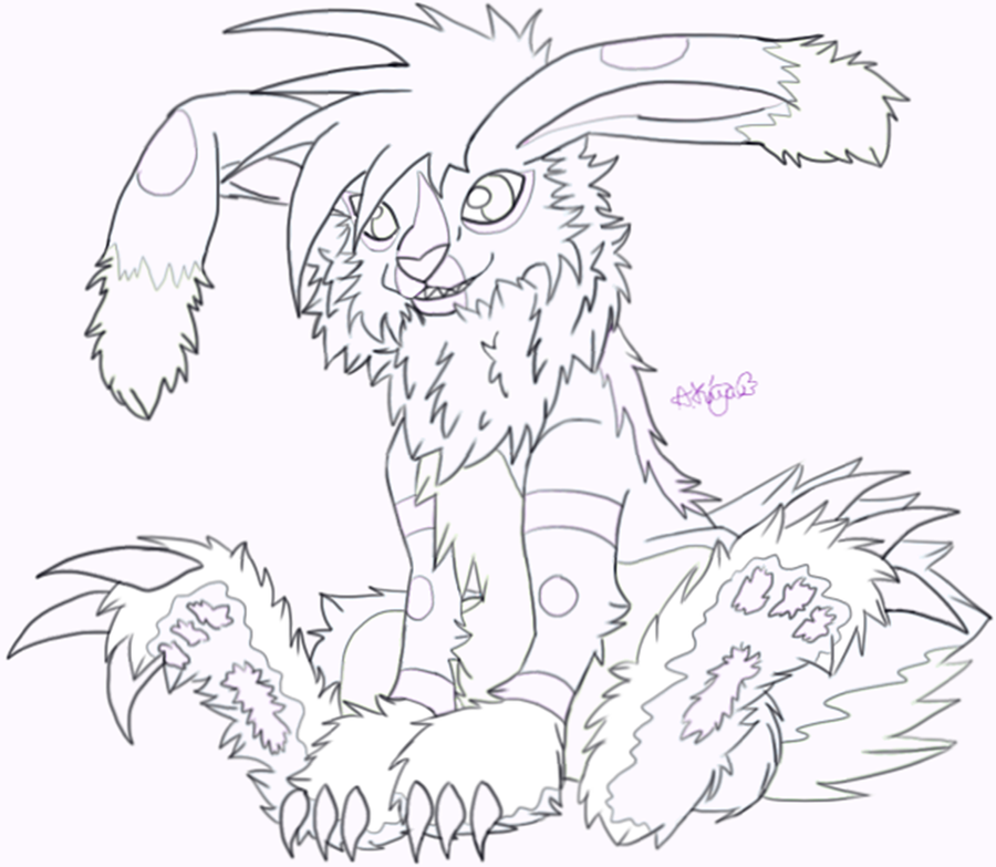 New Species (Unnamed) by Cute-Uke-Adopts