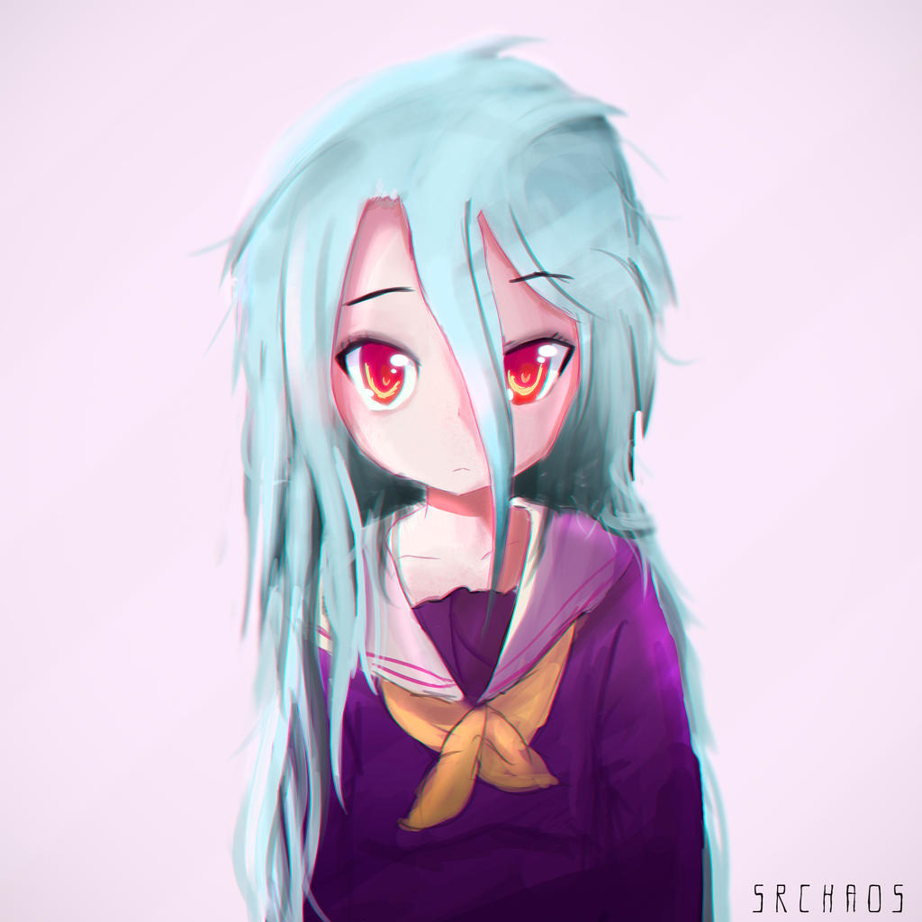 shiro no game no life by agustophack on deviantart