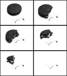 how not to eat an oreo by bombarider