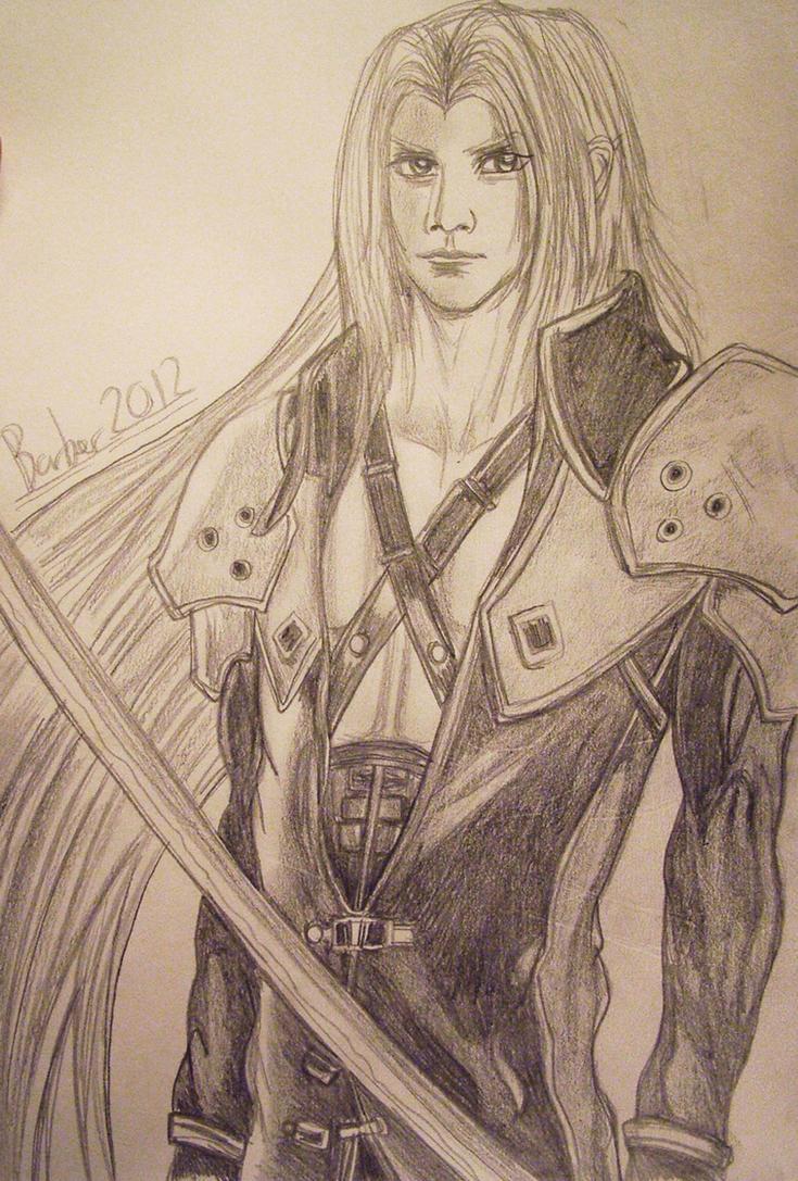 Sephiroth by doctorbanana