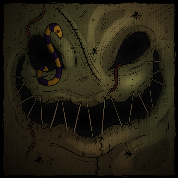 Free Comic Book Day Nightmare Before Christmas: Oogie Boogie Man By JKendall On DeviantArt