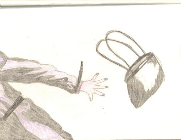 The invisable Thief by Mr-Saxon