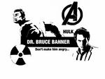 Avengers - Dr Bruce Banner