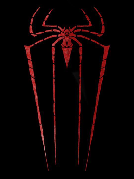 amazing spider-man logomr-saxon on deviantart
