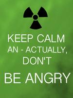 Keep Calm Hulk by Mr-Saxon