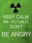 Keep Calm Hulk