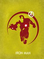 Iron Man Poster by Mr-Saxon