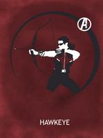 Hawkeye Poster by Mr-Saxon