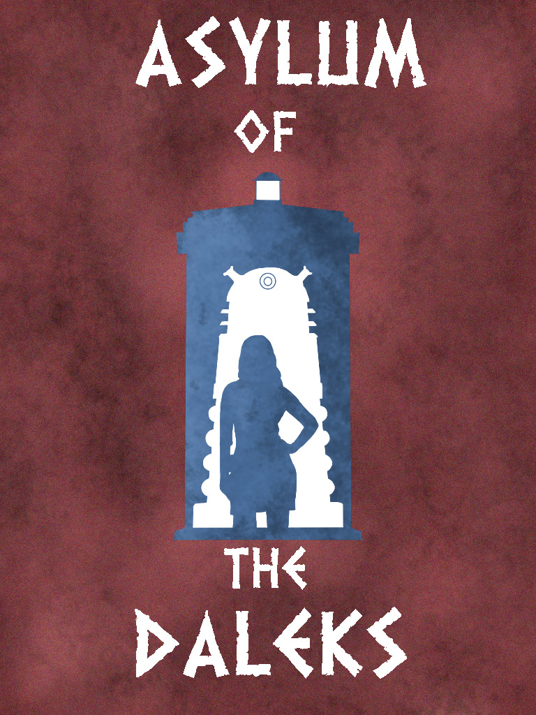 Doctor who S7E01 - Asylum of the Daleks (red) by Mr-Saxon