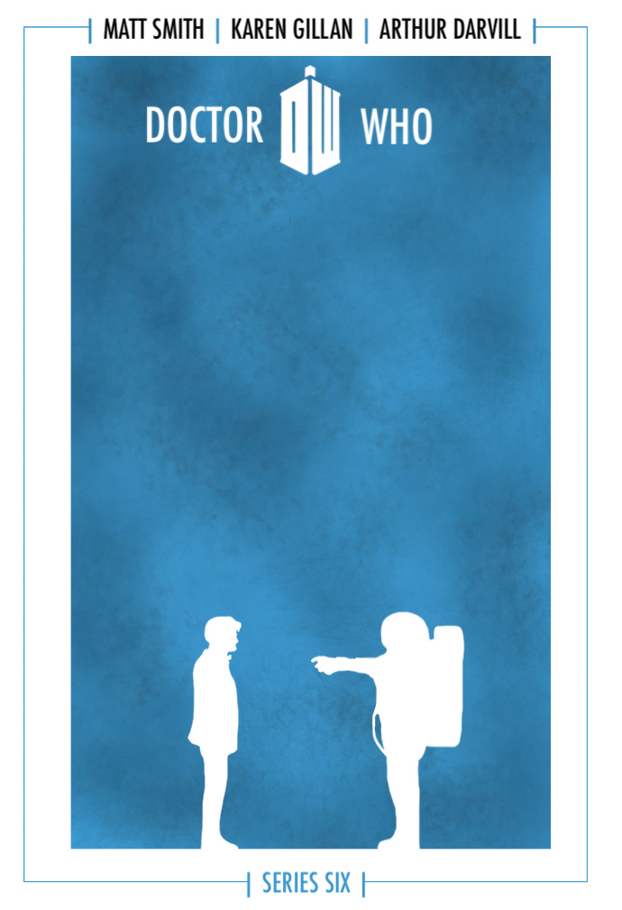 Doctor Who - Series 6 by Mr-Saxon