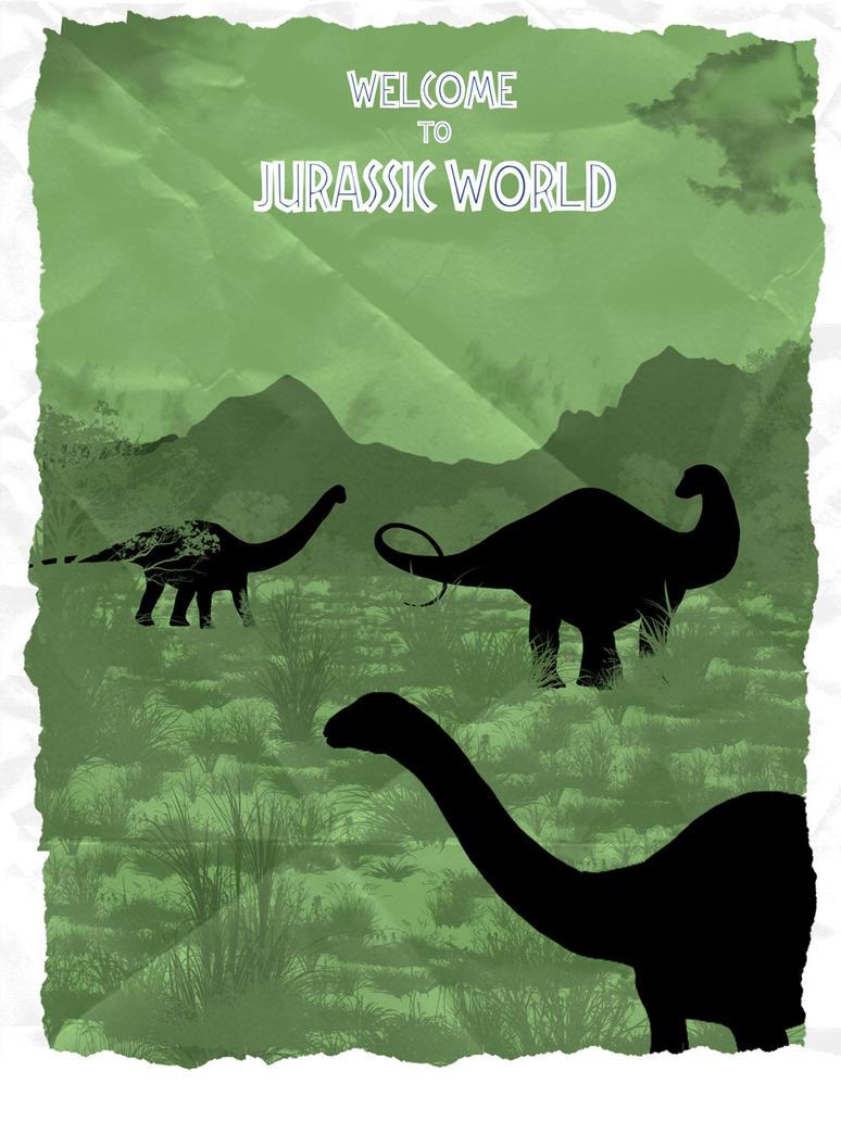 Discover Apatosaurus at Jurassic World by Mr-Saxon