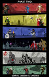 Marvel Cinematic Universe - Phase 2 poster