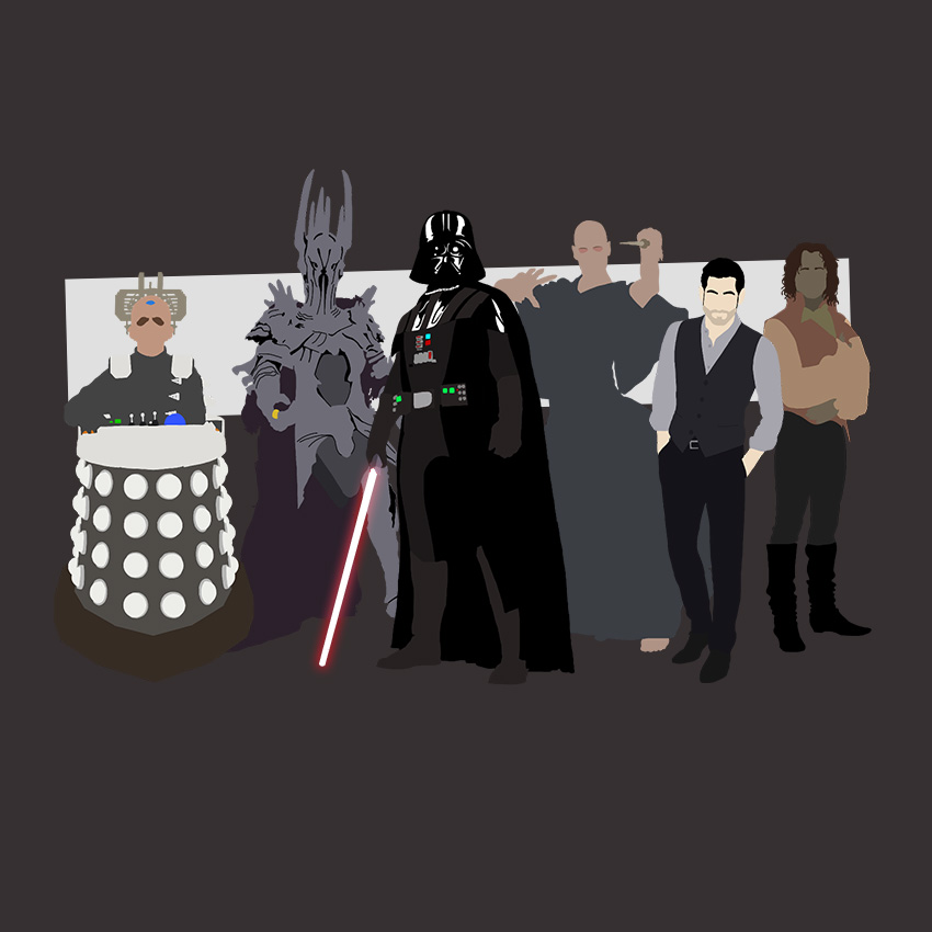 The Dark Lords by Mr-Saxon
