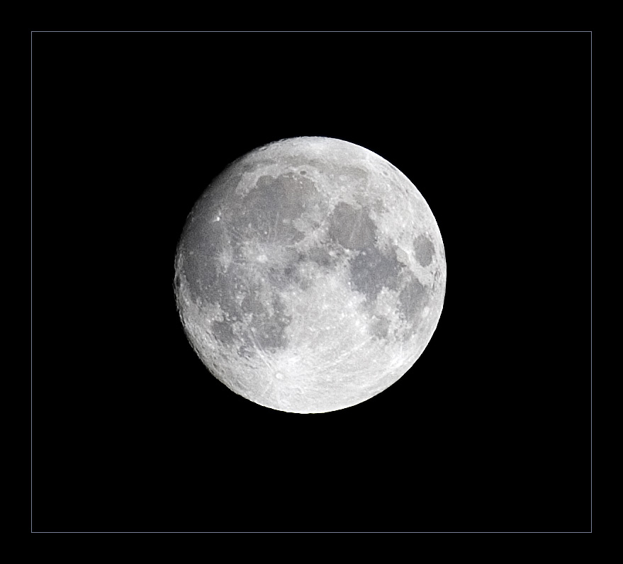 Stock - Moon by antiparticle