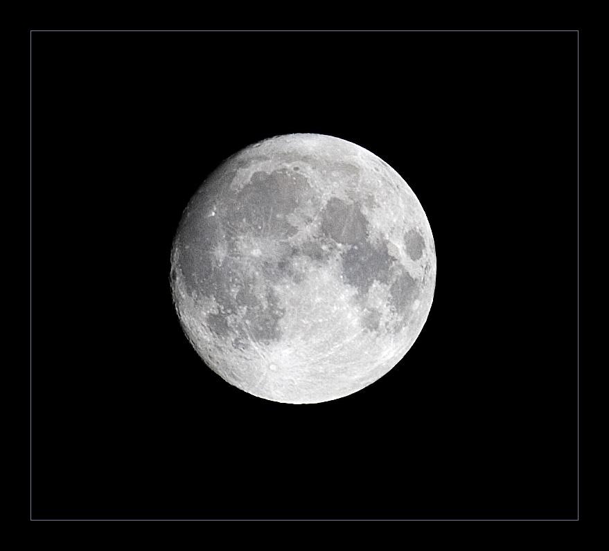 Stock - Moon
