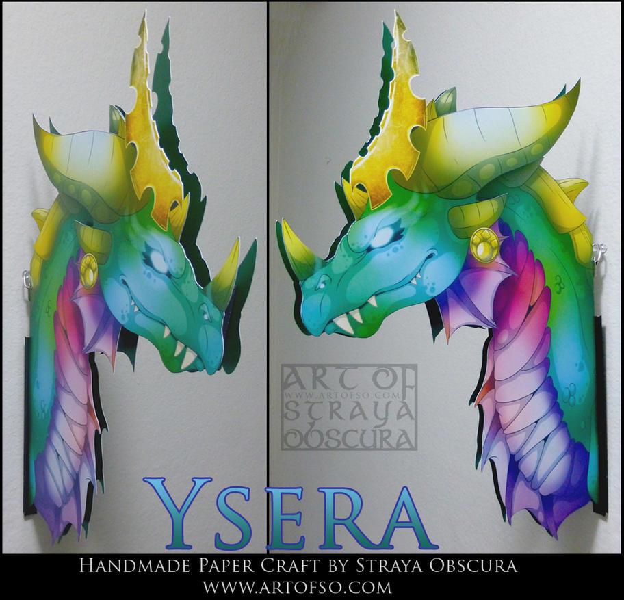 Ysera by StrayaObscura