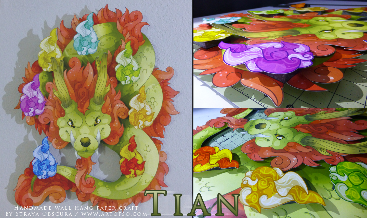Tian by StrayaObscura