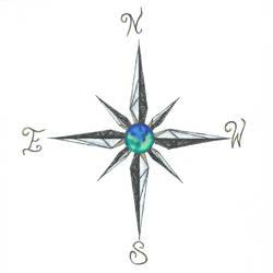 compass rose by chupacabra-itt