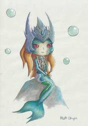 Chibi Nami by chupacabra-itt