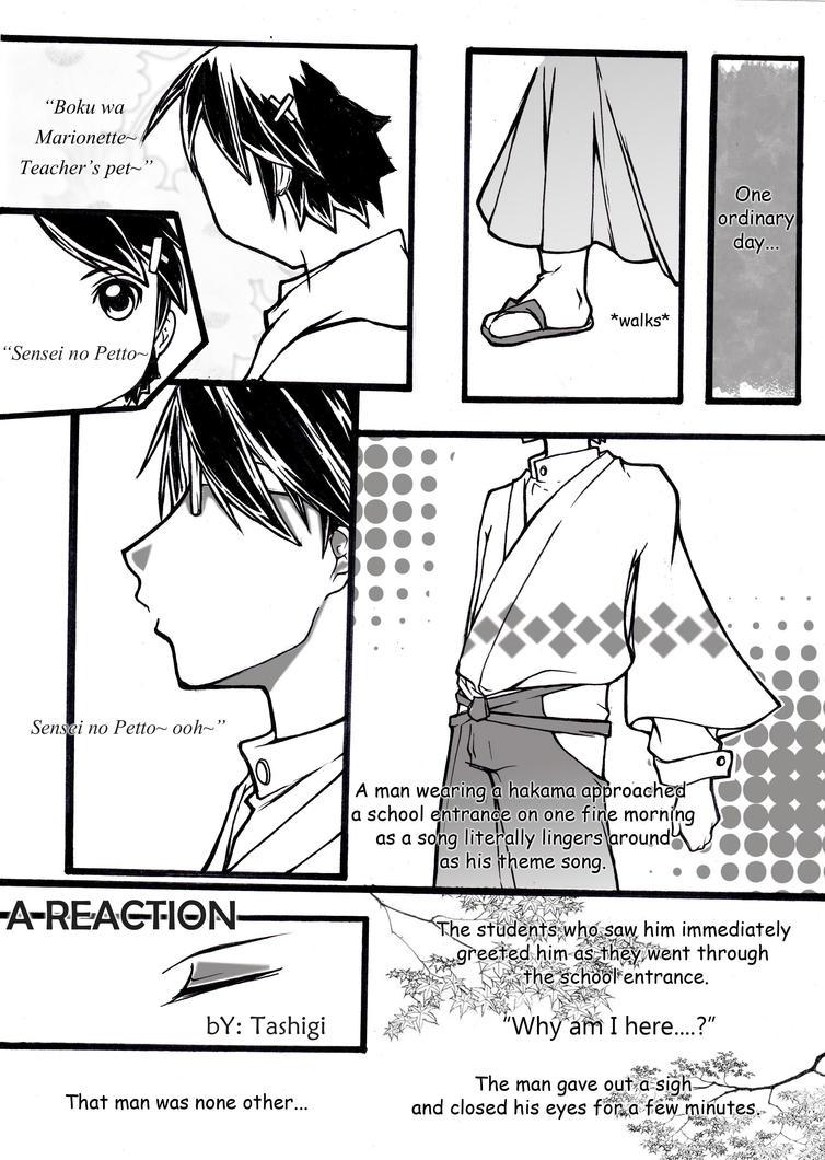 A Reaction by GishitaGiichin