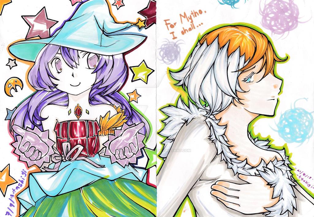 Copic Art 2 by GishitaGiichin