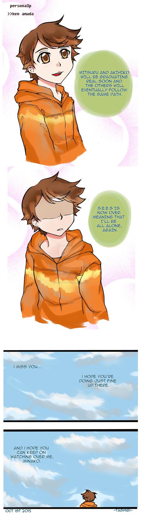Ken's sadness by GishitaGiichin