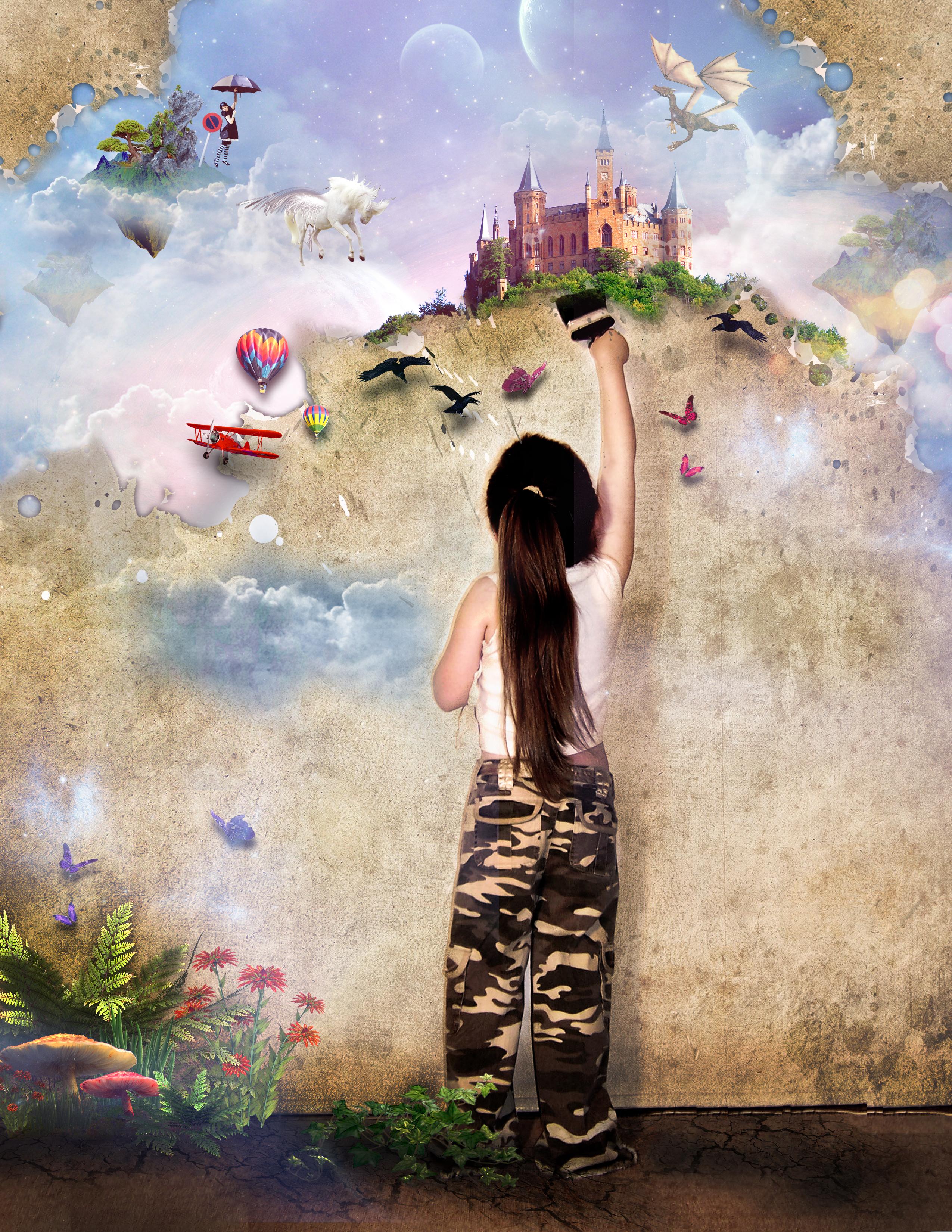 Little Dreamer by darylferil