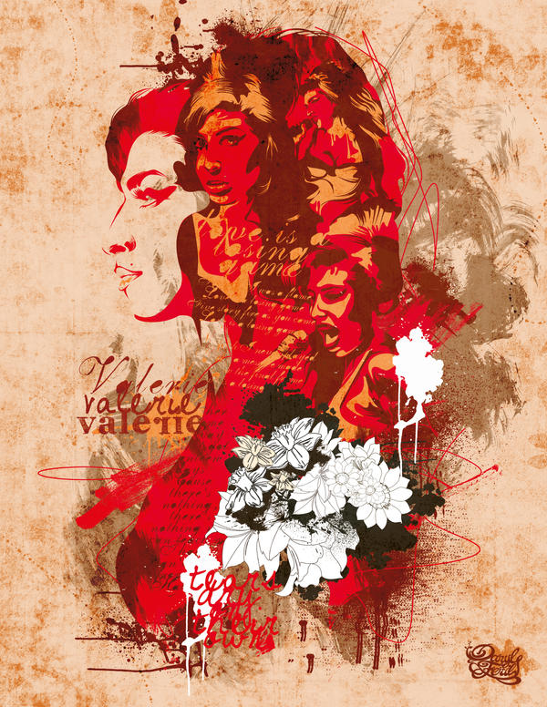 Valerie by darylferil