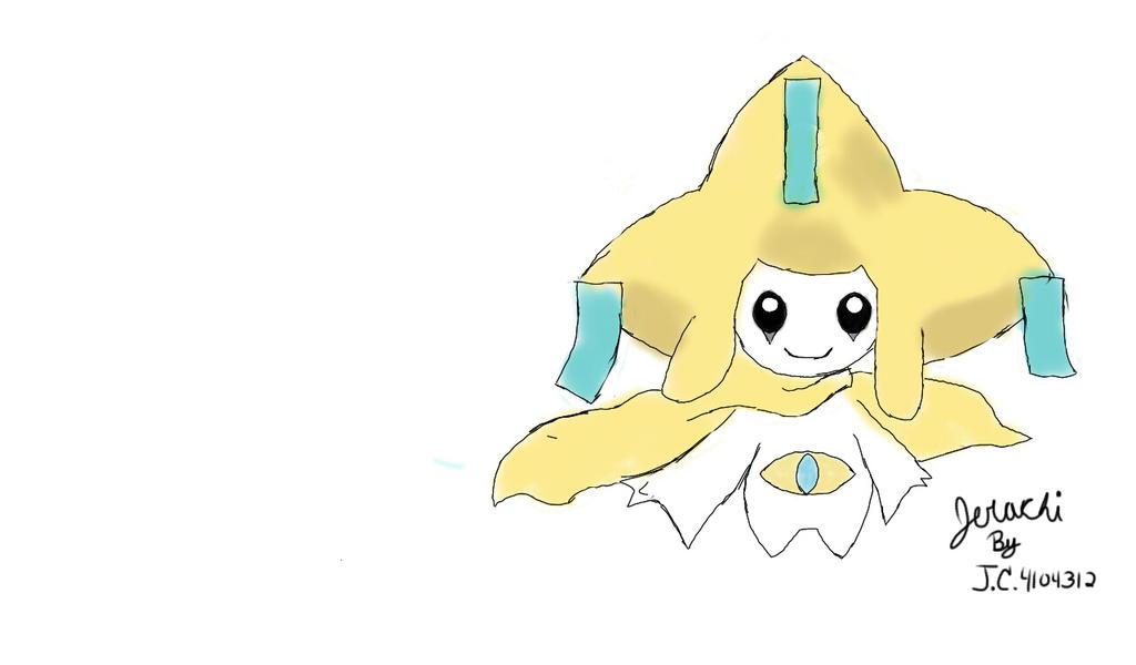 Jerachi the Pokemon by JC4104312