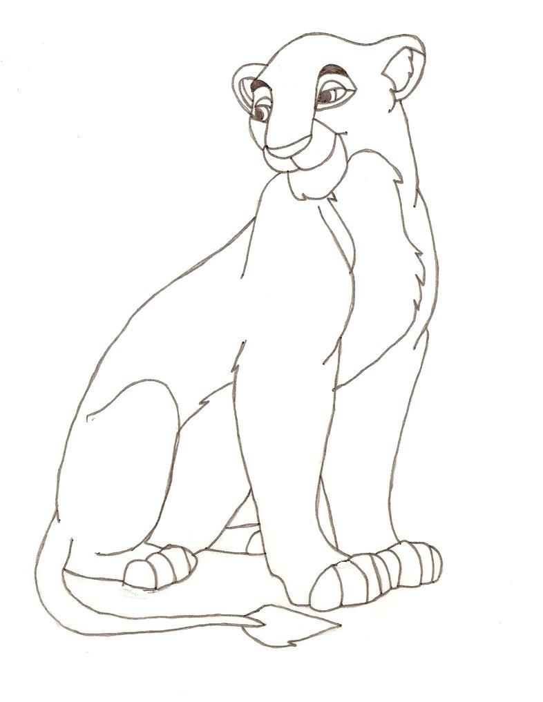 Lion king coloring pages zazu