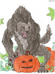 big wolf by pegfan