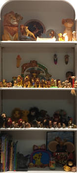 my lion king collection