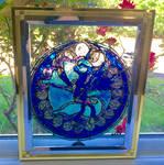 stain glass Luna by pegfan