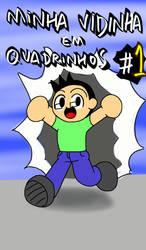 Minha Vidinha Em Quadrinhos #1
