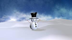 Mr. Snowman 2