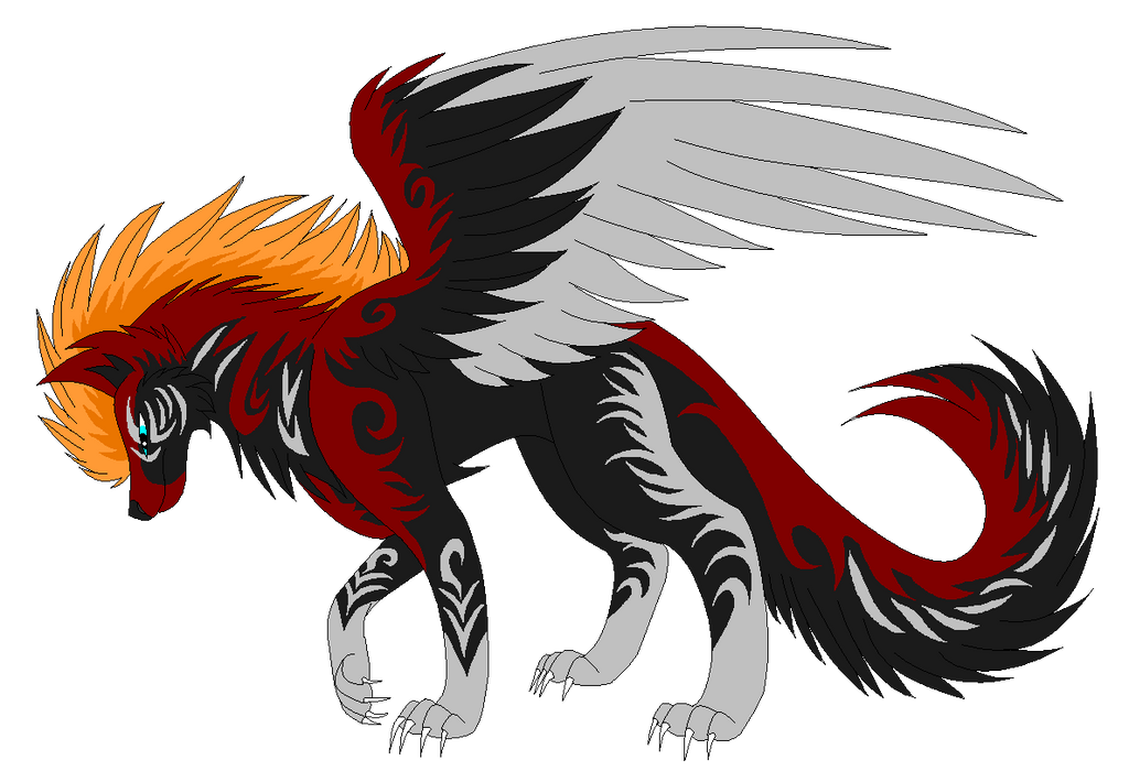 View topic - The wolves of the Sky [Winged wolf rp ...