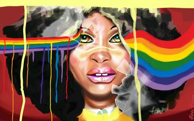 Like a Rainbow by MoxxiMonroe