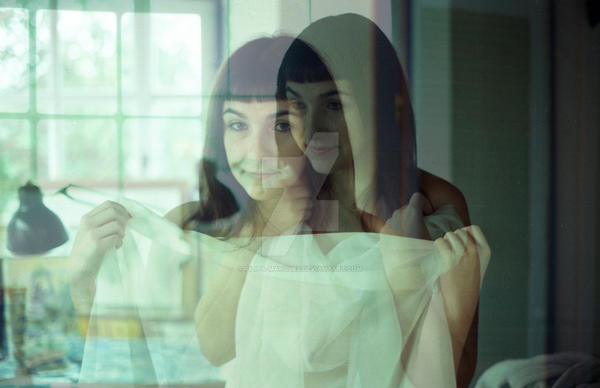 Double exposure by filipa-marques